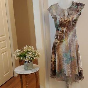 Komarov  Feminine Dress Sz Large